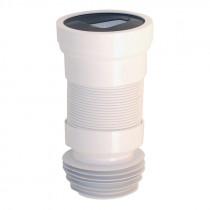 Manguito conexión WC - flexible
