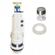 Descarga cisterna WC - pulsador simple con transmisión...