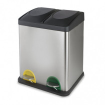 Cubo pedal doble - ecológico