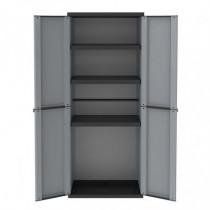 Armario de resina - J-Line 3 estantes