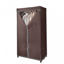 Armario auxiliar - tela marrón