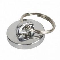 Imán neodimio con anilla