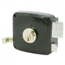 Cerradura sobreponer - modelo 1125A cilindro redondo 50 mm