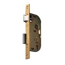 Cerradura de embutir - madera modelo 1308 bicromatada