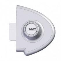 Cerradura para mueble de cristal - mod. 359
